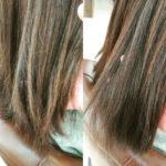 ジゼルトリートメントで髪の質感を変える